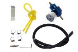 Regulator ciśnienia paliwa TurboWorks FPR04 BLUE - GRUBYGARAGE - Sklep Tuningowy